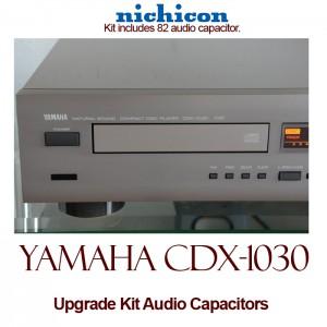 Yamaha CDX-1030 Upgrade Kit Audio Capacitors