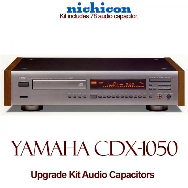 Yamaha CDX-1050 Upgrade Kit Audio Capacitors