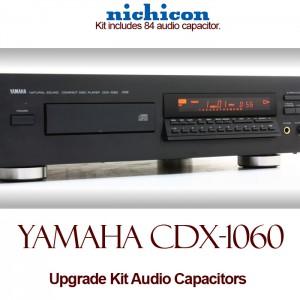 Yamaha CDX-1060 Upgrade Kit Audio Capacitors