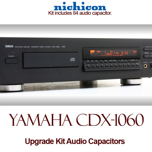Yamaha CDX-1060 Upgrade Kit Audio Capacitors