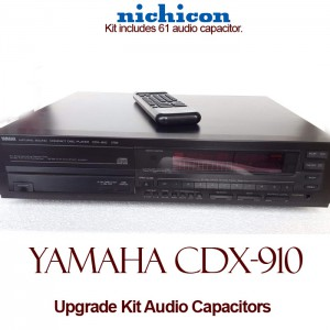Yamaha CDX-910 Upgrade Kit Audio Capacitors