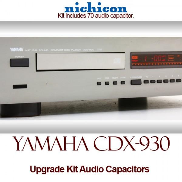 Yamaha CDX-930 Upgrade Kit Audio Capacitors