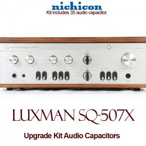 Luxman SQ-507X Upgrade Kit Audio Capacitors
