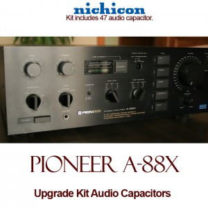Pioneer A-88X Upgrade Kit Audio Capacitors