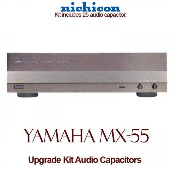 Yamaha MX-55 Upgrade Kit Audio Capacitors