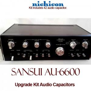 Sansui AU-6600 Upgrade Kit Audio Capacitors