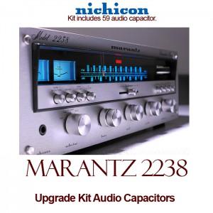 Marantz 2238 Upgrade Kit Audio Capacitors
