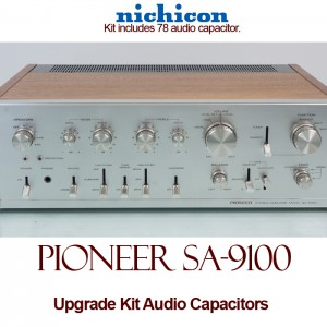 Pioneer SA-9100 Upgrade Kit Audio Capacitors