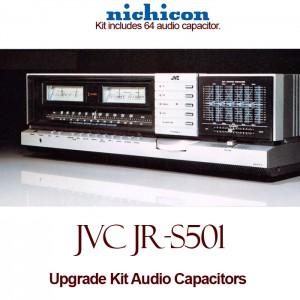 JVC JR-S501 Upgrade Kit Audio Capacitors