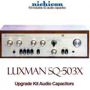 Luxman SQ-503X Upgrade Kit Audio Capacitors