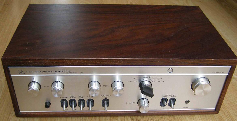 Luxman SQ-503X