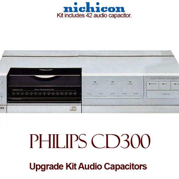 Philips CD300 Upgrade Kit Audio Capacitors