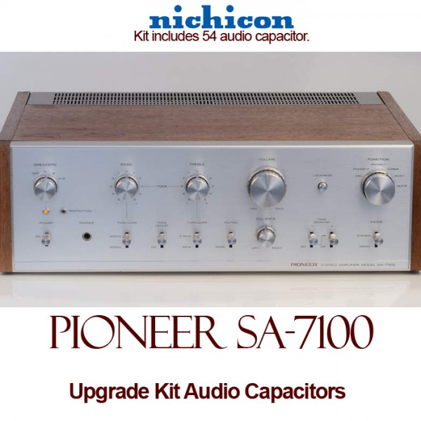Pioneer SA-7100 Upgrade Kit Audio Capacitors