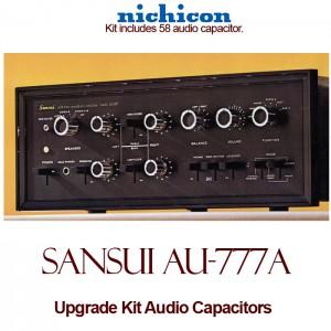 Sansui AU-777A Upgrade Kit Audio Capacitors