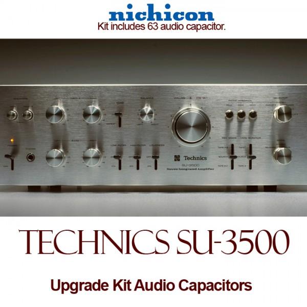 Technics SU-3500 Upgrade Kit Audio Capacitors