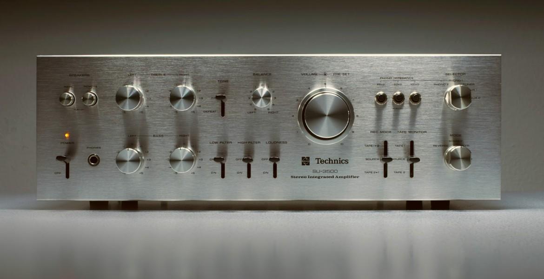 Technics SU-3500