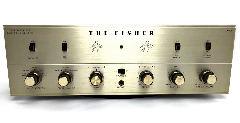 Fisher KX-100
