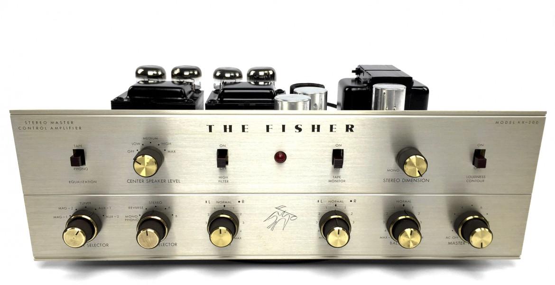 Fisher KX-200
