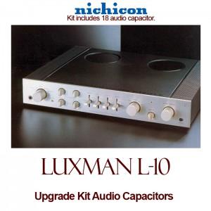 Luxman L-10 Upgrade Kit Audio Capacitors