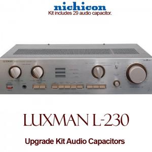 Luxman L-230 Upgrade Kit Audio Capacitors