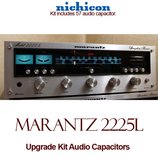 Marantz 2225L Upgrade Kit Audio Capacitors