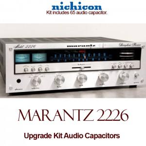Marantz 2226 Upgrade Kit Audio Capacitors