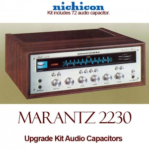 Marantz 2230 Upgrade Kit Audio Capacitors