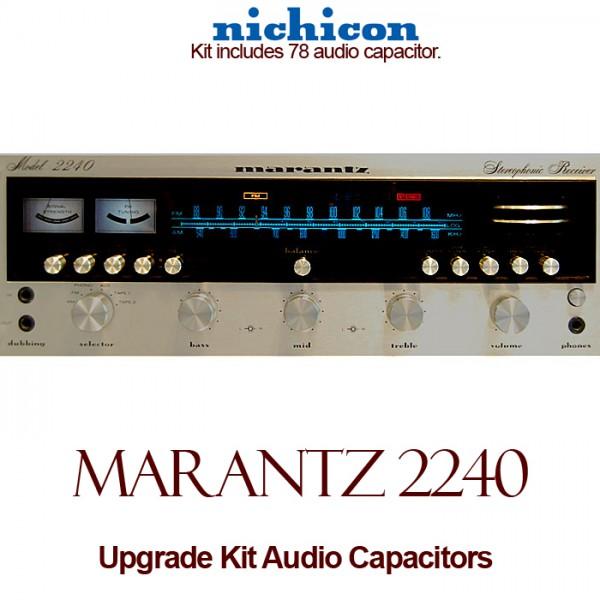 Marantz 2240 Upgrade Kit Audio Capacitors