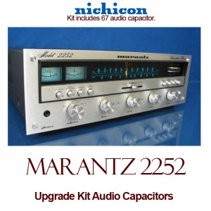 Marantz 2252 Upgrade Kit Audio Capacitors