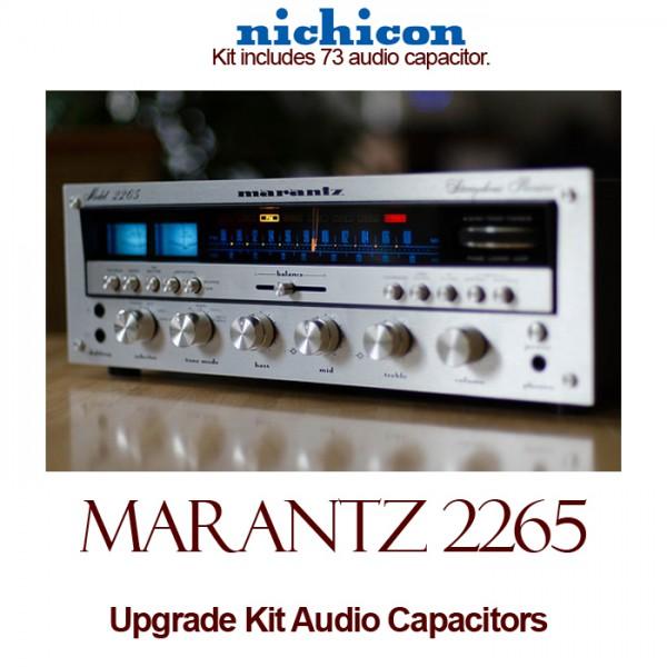 Marantz 2265 Upgrade Kit Audio Capacitors