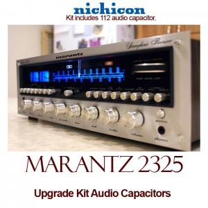 Marantz 2325 Upgrade Kit Audio Capacitors