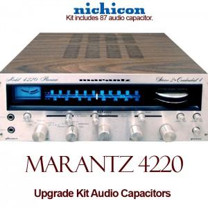 Marantz 4220 Upgrade Kit Audio Capacitors