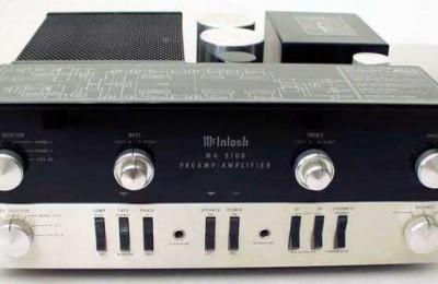 McIntosh MA5100