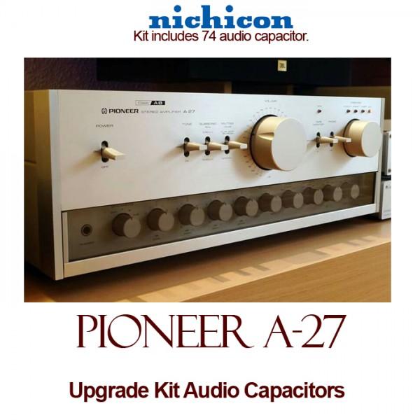 Pioneer A-27 Upgrade Kit Audio Capacitors