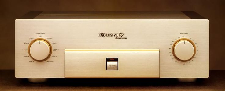 Pioneer Exclusive C7