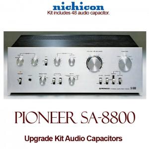 Pioneer SA-8800 Upgrade Kit Audio Capacitors