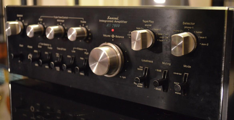 Sansui AU-7900
