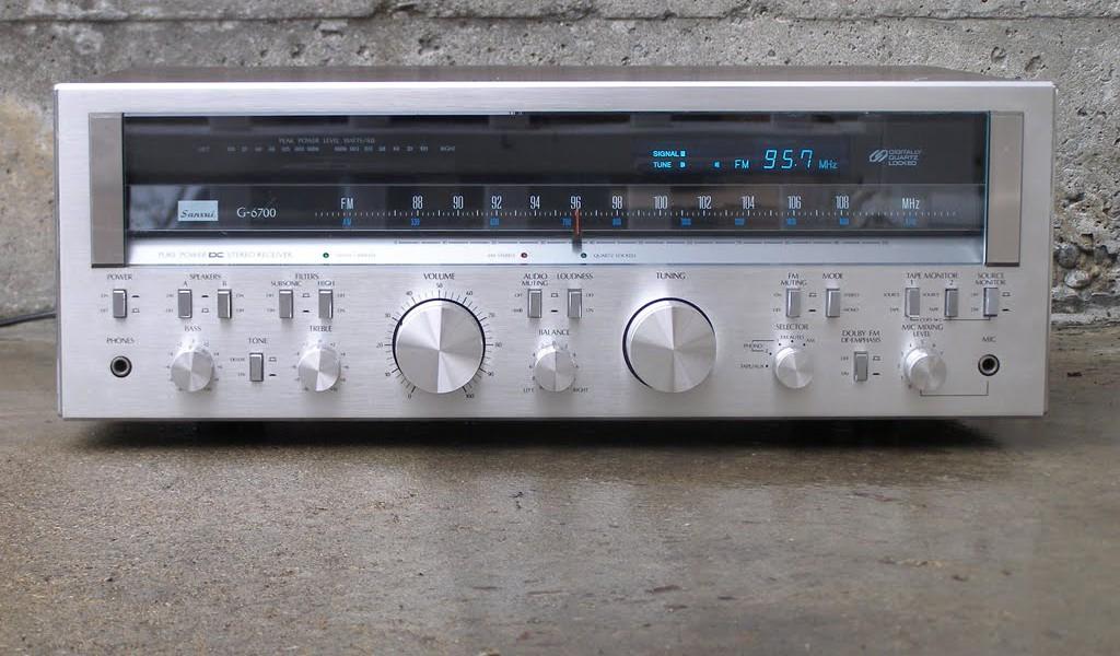 Sansui G-6700