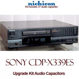 Sony CDP-X339ES Upgrade Kit Audio Capacitors