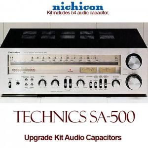 Technics SA-500 Upgrade Kit Audio Capacitors