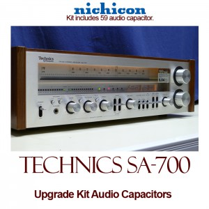Technics SA-700 Upgrade Kit Audio Capacitors