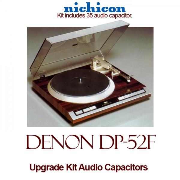 Denon DP-52F Upgrade Kit Audio Capacitors