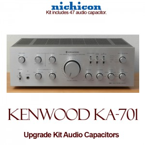 Kenwood KA-701 Upgrade Kit Audio Capacitors
