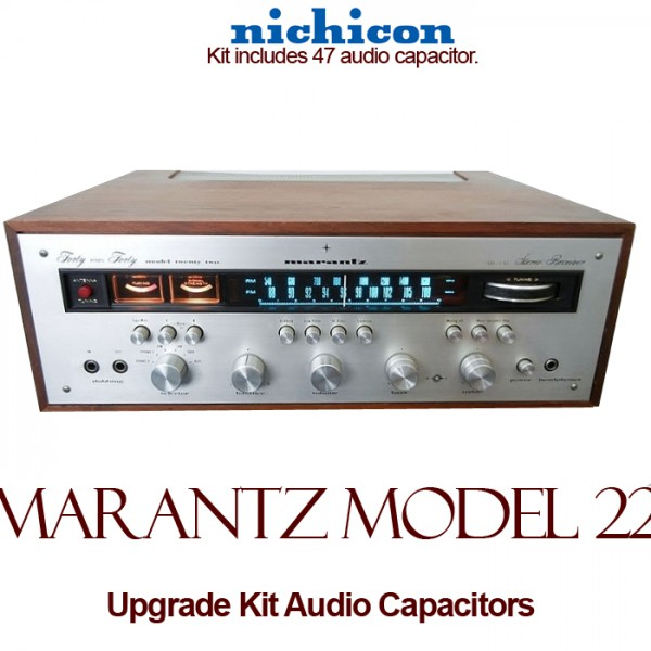 Marantz Model 22 Upgrade Kit Audio Capacitors