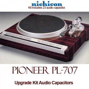 Pioneer PL-707 Upgrade Kit Audio Capacitors