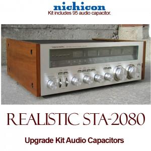 Realistic STA-2080 Upgrade Kit Audio Capacitors