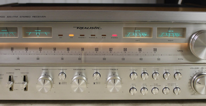 Realistic STA-2100