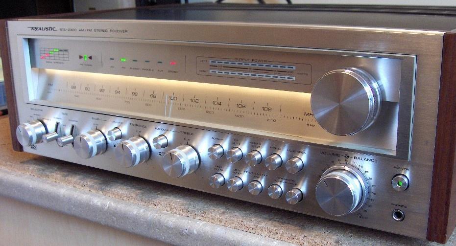 Realistic STA-2300