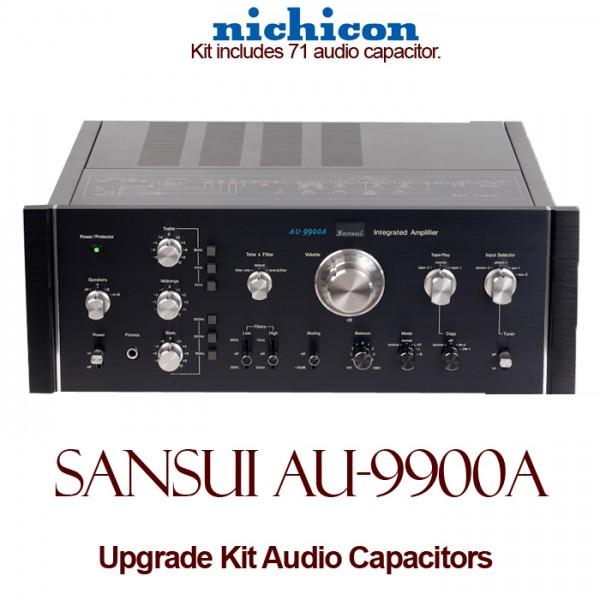 Sansui AU-9900A Upgrade Kit Audio Capacitors