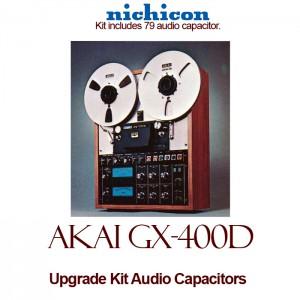 Akai GX-400D Upgrade Kit Audio Capacitors